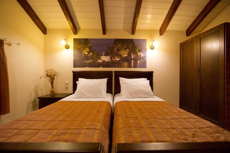 Grand Executive Maisonette  Parga  Byzantio Hotel